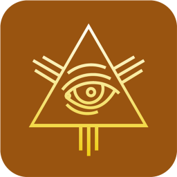 Cao Dai Eye of Providence icon