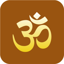 Hinduism Om icon