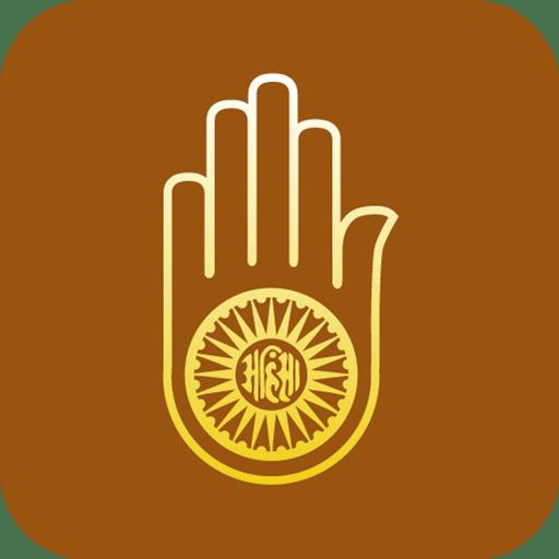 Jainism Ahimsa Hand icon