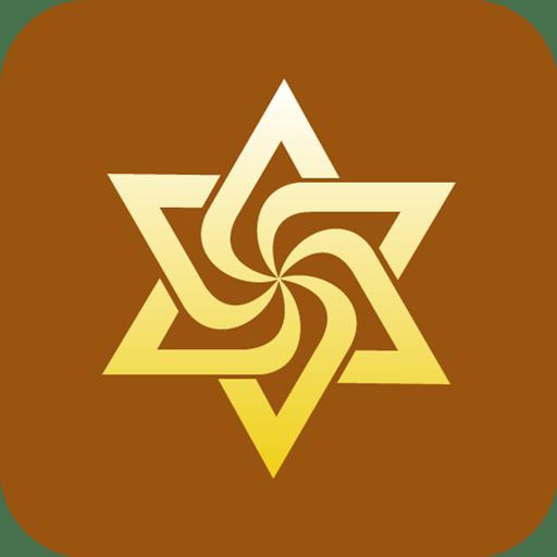 Raelian symbol icon