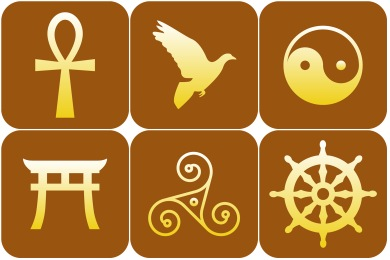Religious Symbol Icons
