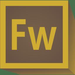 Adobe Fireworks CC icon