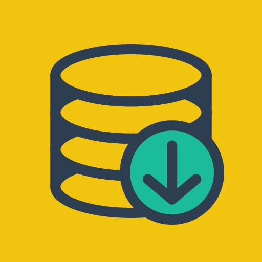 Server-File-Download icon