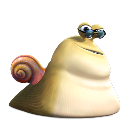 White Shadow Snail icon