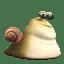 White Shadow Snail icon