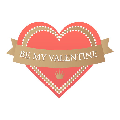 be my valentine icon valentine iconset designbolts