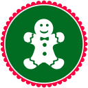 Christmas-Gingerbread-Cookies icon
