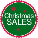 Christmas Sales icon