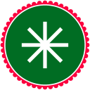 Christmas Snow Flakes icon