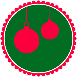 Christmas Hanging Balls icon