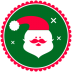 Christmas-Santa-Claus icon