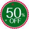 Christmas-50-Percent icon