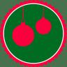 Christmas-Hanging-Balls icon