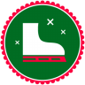 Christmas-Skating-Shoes icon