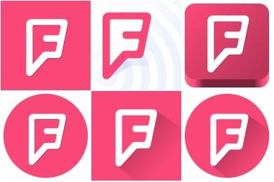 Foursquare Icons