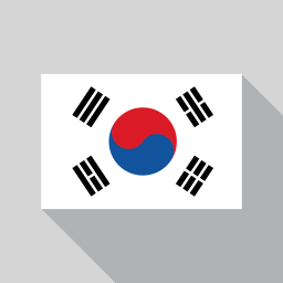 Korea Republic Flag icon