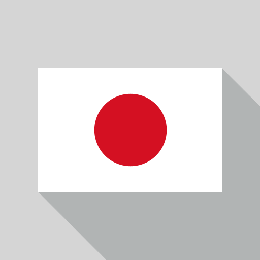 Japan-Flag icon