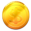 Coin icon