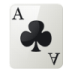 Ace-of-Clubs icon