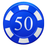 Chip 50 icon