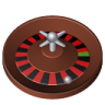 Roulette icon