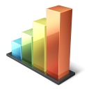 bar chart icon