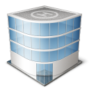 company building icon
