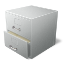 file cabinet icon