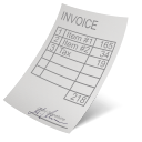 invoice icon