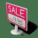 Sale icon