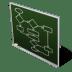 Flow-chart icon