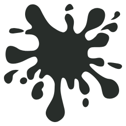 Splatter icon