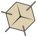 3D icon