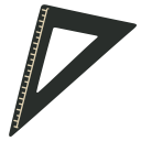 Triangle 2 icon