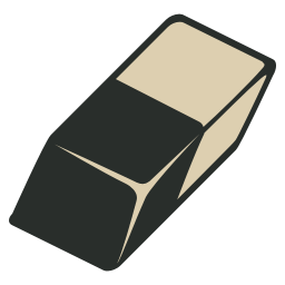 Eraser icon