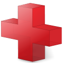 Red-cross icon