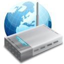 internet device Vista icon