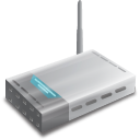Wifi-modem-Vista icon