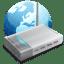 Internet-device-Vista icon