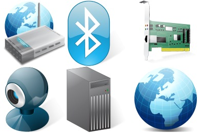 DevCom Network Set 1 Icons