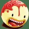 Freaky-head icon