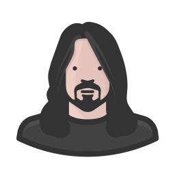 Dave grohl icon