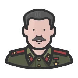 Joseph stalin icon