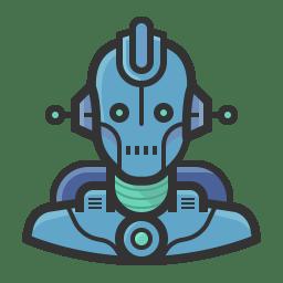 Robot 01 icon