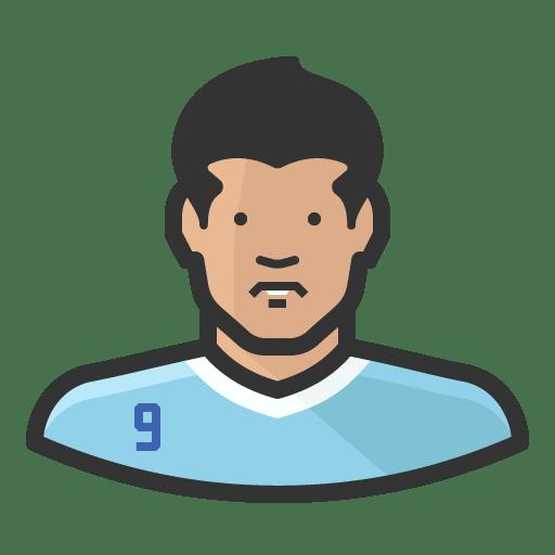 Luis suarez icon