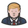 Donald-trump icon