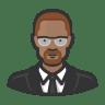 Malcolm-x icon
