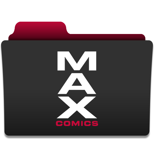 Max Comics v2 icon