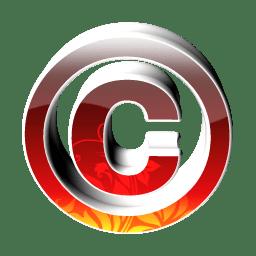 0 Copyright icon