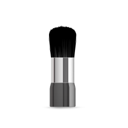 07 cosmetic brush icon